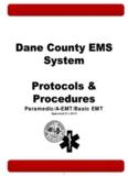 Paramedic/A-EMT/Basic EMT - Dane County