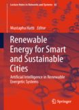 Renewable Energy for Smart and Sustainable Cities: Artificial Intelligence in Renewable Energetic