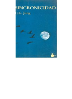 Sincronicidad (Carl Gustav Jung) - Ning.com