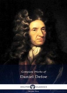 Delphi  Complete Works of Daniel Defoe