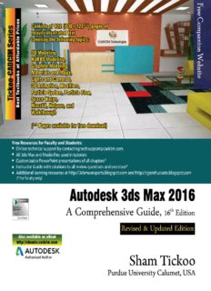 Autodesk 3ds Max 2016 for Beginners: A Comprehensive Guide