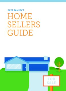 Dave Ramsey's Home Seller Guide