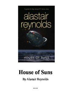 Alastair Reynolds - House of Suns
