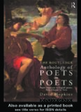 Routledge Anthology of Poets on Poets: Poetic Responses to English Poetry from Chaucer to Yeats