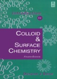 Intro to Colloid & Surface Chemistry
