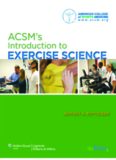ACSM's Introduction to Exercise Science (American College Sports Medici)