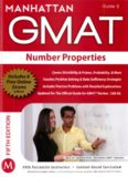 Manhattan GMAT Strategy Guide 5 : Number Properties