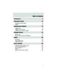 Ford Motor Company: 2002 Ford Ranger Owners Manual