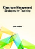 Classroom Management Strategies for Teaching