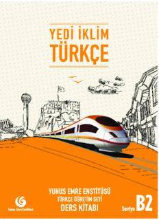 Yedi İklim Türkçe B2 Ders Kitabı