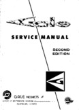 Gale Products 1951-1963 Service Manual - Richard L. Paquette
