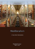 Neoliberalism: A Very Short Introduction - onMason