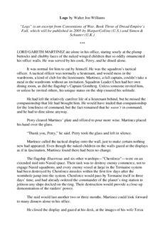 Walter Jon Williams - Dread Empire's Fall - 03.5 - Logs