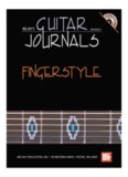Guitar Journals – Fingerstyle