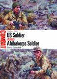 US Soldier vs Afrikakorps Soldier : Tunisia 1943.