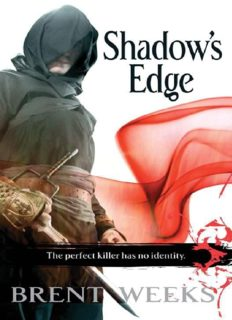 Shadow's Edge (Night Angel Trilogy, Book 2)