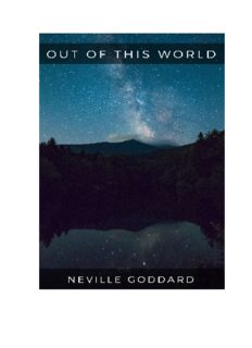 Neville Goddard - Out of this World