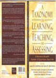 A taxonomy for learning teaching and assessing: a revision of Bloom`s taxonomy of educational objetives