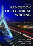 Handbook of Technical Writing, Tenth Edition