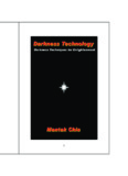 Darkness Technology - Mantak Chia