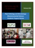 Plant Pathology and Microbiology
