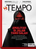 Majalah Tempo - 19 Desember 2016: Amaliyah di Jalan Yang Salah