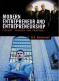 Modern entrepreneur and entrepreneurship : theory, process and practice