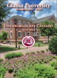 Academic Catalog 2013-2015 - Claflin University