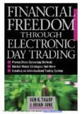 Van Tharp - Financial Freedom Though - Trading Software