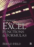 Microsoft Excel Functions and Formulas: Excel 97 - Excel 2003