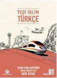 Yedi İklim Türkçe B1 Ders Kitabı