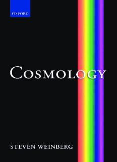 Steven Weinberg - Cosmology.pdf