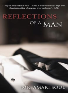 Reflections Of A Man - Amari Soul