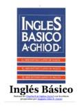 Basic English / Inglés Básico