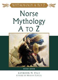 Norse Mythology A to Z (Mythology A to Z Series)