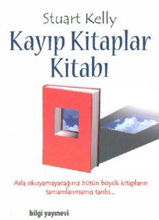 Kayıp Kitaplar Kitabı - Stuart Kelly