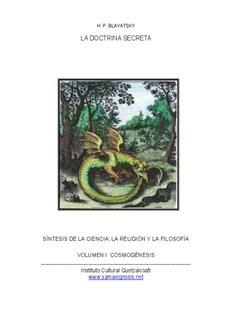 LA DOCTRINA SECRETA - Gnosis. Instituto Cultural Quetzalcoatl