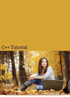Download C++ Tutorial - Tutorials Point - Tutorials for Swing