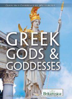 Greek Gods & Goddesses (Gods & Goddesses of Mythology)