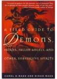 CK. Mack, Dinah Mack A Field Guide to Demons, F..
