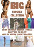Big Crochet Collection: Learn Different Crochet Stitches And Styles To Create Over 80 Modern Crochet Projects