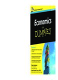 Economics for Dummies 2nd Edition (UK Edition)
