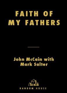 Faith of My Fathers Faith of My Fathers