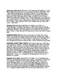 Cabading, Sarah Han July 12, 2007 Sarah Han Cabading, 79, of Kahului, a homemaker, died in ...