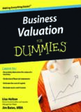 Business Valuation For Dummies (For Dummies (Business & Personal Finance))