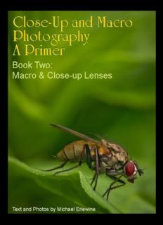 Macro & Close-up Lenses