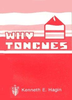 """Why Tongues"" PDF by Kenneth Hagin - Ekklesia"