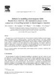 Zhdanov, M.S., Varentsov, I.M., Weaver, J.T., Golubev, N.G., and Krylov, V.A., 1997, Methods for ...