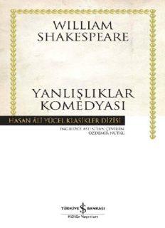 Yanlışlıklar Komedyası - William Shakespeare