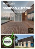 Catálogo técnico Bamboo X-treme